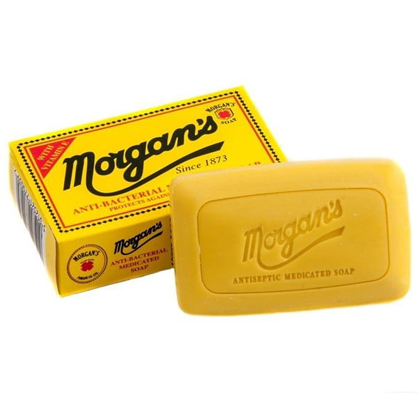 Morgans antibakteriálne mydlo 80 g