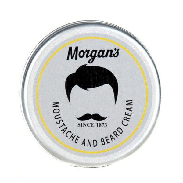 Morgans krém na bradu je krém na bradu od tradičnej anglickej značky Morgan's zmäkčí, hydratuje a vyživí tvoju bradu a fúzy, ale ju aj nesmierne príjemne prevonia.