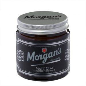 Morgans Matt Clay íl na vlasy