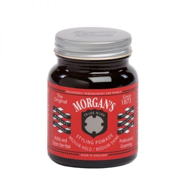 Morgans pomáda na vlasy so stredným leskom a strednou fixáciou