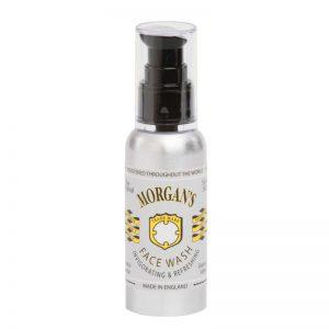 Morgans čistiaci pleťový gél je čistiaci pleťový gél na unavenú pokožku od tradičnej anglickej značky Morgan's hĺbkovo čistí pleť. Unavenú pokožku tváre osvieži, dodá jej energiu a zdravý jas.