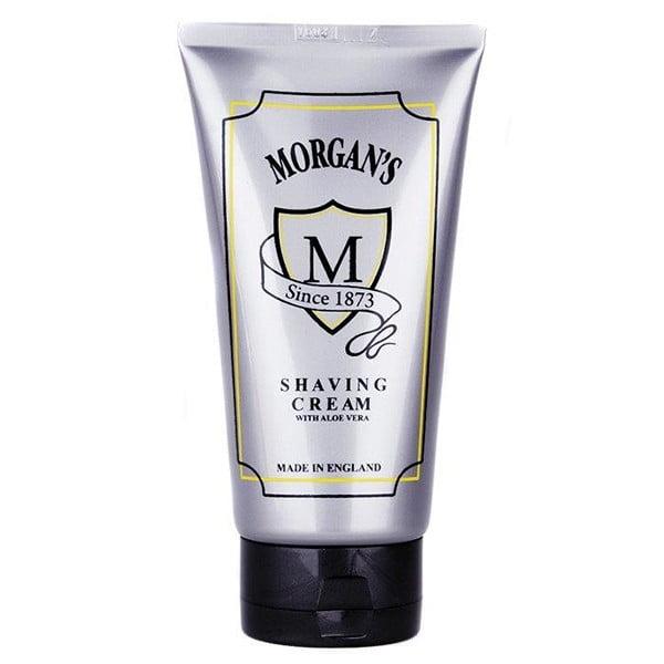 Morgans krém na holenie (150 ml) od Morgan's ideálne pripravuje pokožku na holenie, vyživuje ju a predchádza podráždeniu pri holení.