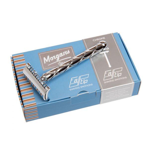 Morgans strojček na klasické holenie.