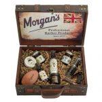 Morgans darčekový kufrík na bradu