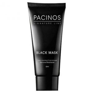 Pacinos Black Mask pleťová maska