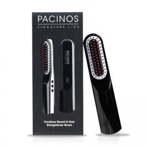 Pacinos elektrická kefa na vlasy a bradu