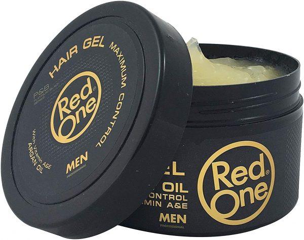 Red One Hair Gel Argan Oil, Gél Na Vlasy S Argánom 450ml 001