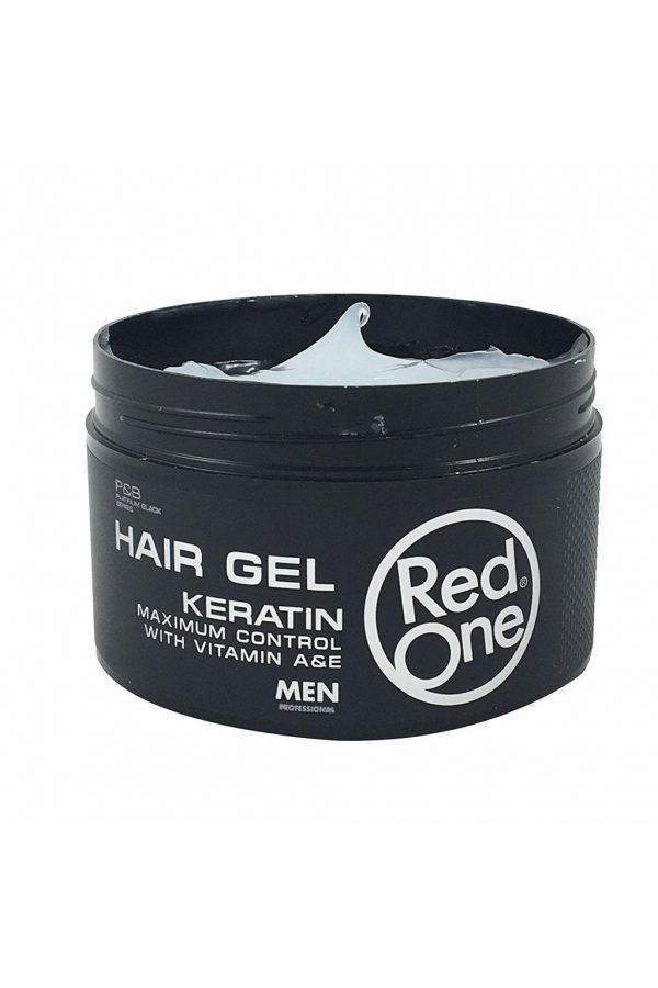 Red One Hair Gel Keratin, Gél Na Vlasy S Keratínom 450ml 002