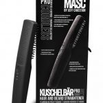 bezdrôtová žehlička na fúzy a vlasy