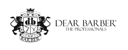 Dear Barber Logo Kellysbarber - obchod pre barberov