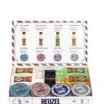 EUZEL Try Me Kit set barber produktů 1ks Unisex