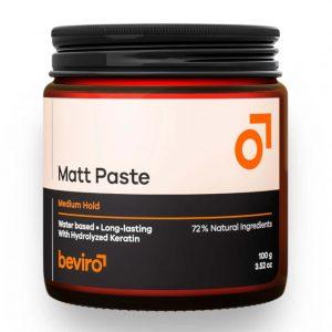 Matt paste medium hold