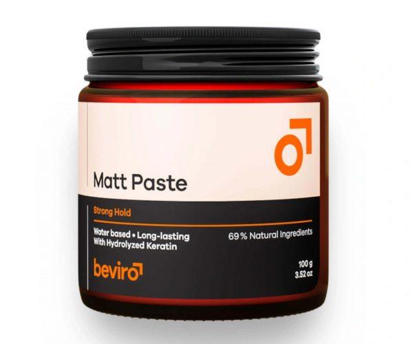 Matt paste strong hold