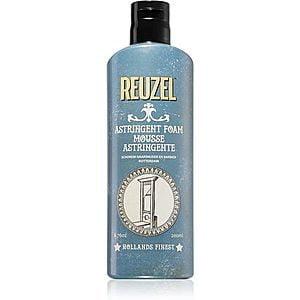 Pena na bradu Reuzel Astringent Foam vašu tvár upokojí a dopraje jej potrebnú regeneráciu.