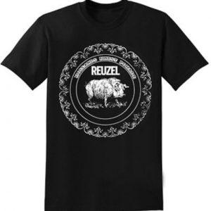 REUZEL Classic Logo T-Shirt