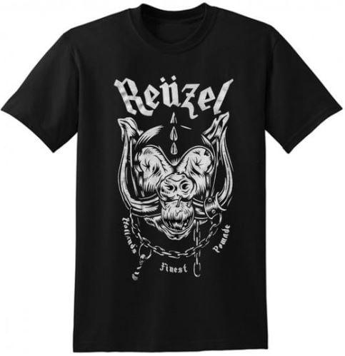 REUZEL Pig With Horns T-Shirt