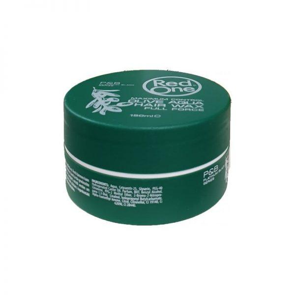 Red One Olive Aqua hair wax 150ml