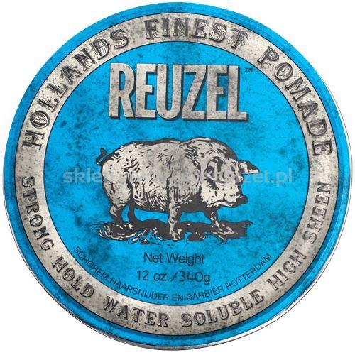 Reuzel Blue Strong Hold High Sheen Pig