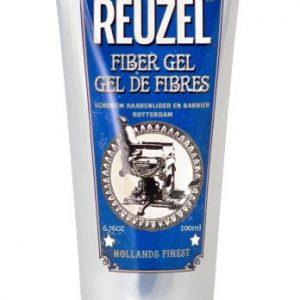 Reuzel Fiber Gel na vlasy od Reuzel je na vodnej bázi s pevnou fixáciou a prirodzeným nízkym leskom.