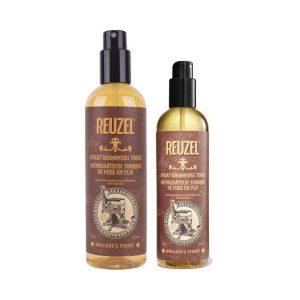Reuzel Grooming Tonic Spray - vlasové tonikum v spreji dodáva vlasom objem a chráni pred fénovaním.