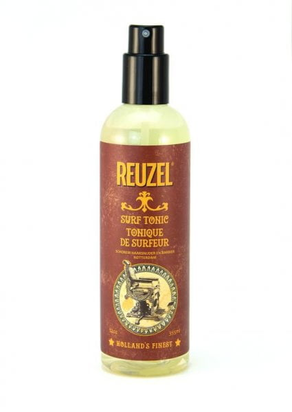 Reuzel Surf Tonic - vlasové tonikum v spreji poskytuje okamžitý objem a textúru, dodáva vlasom matný vzhľad.