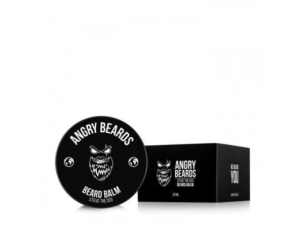 Angrybeard balzam na bradu a fúzy STEVE