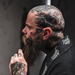 Beard Roller – Náradie na rast fúzov 005