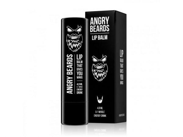 Angrybeard Lip Balm - energizujúci balzam na ústa