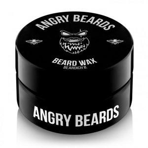 Angrybeard vosk na bradu a fúzy