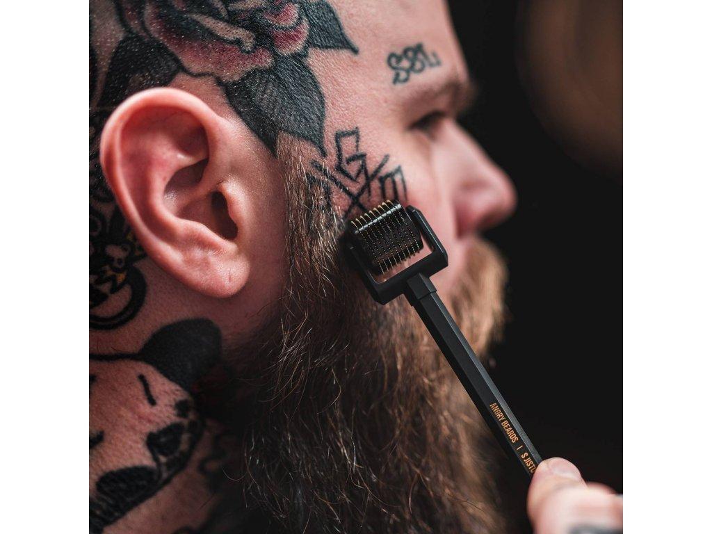 Rollery na bradu